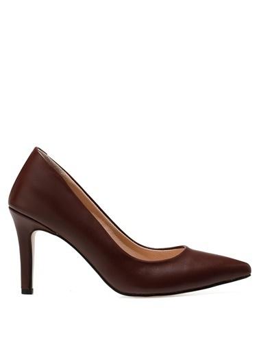 İnci Ayakkabı Bordo